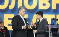 Американские украинцы призывают Зеленского закрыть дела против Порошенко