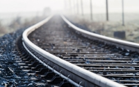 На Днепропетровщине поезд перерезал мужчину пополам