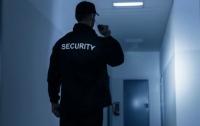 В Киеве охранники