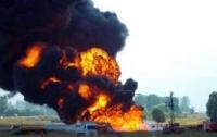 Взрыв и пожар на нефтепроводе в Нигерии: 60 погибших