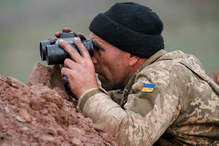 Названы три сценария возможного нападения России на Украину