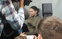 Подозреваемой в смертельном ДТП в Харькове выбирают меру пресечения, - онлайн-трансляция