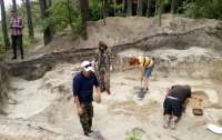 На Чернігівщині розкопали піч Х століття (ФОТО)