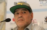 Марадона пообещал воевать с империализмом ради президента Венесуэлы