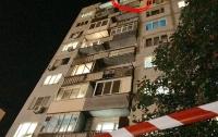 В Запорожской области мужчина выбросился из окна