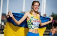 19-летняя украинка установила мировой рекорд по прыжкам в высоту