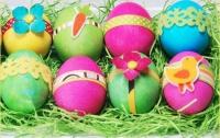 Как покрасить яйца без магазинных красителей