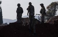 В Сирии турецкие военные подорвались на мине
