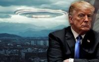 Трампа обвинили в сотрудничестве с инопланетянами