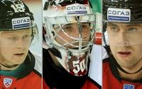 Хоккеисты подписывают годичные контракты, с надеждой вернуться в Донецк