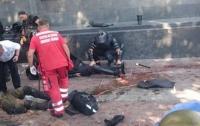 Ещё один боец Нацгвардии борется за жизнь - Геращенко