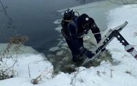 Подросток провалился под лед на Волыни: поиски идут четвертые сутки
