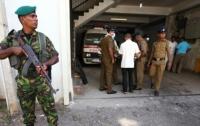 На Шри-Ланке задержали мужчину с большим количеством взрывчатки