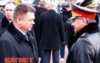 Как министры обороны Украины и России побывали в Крыму (ФОТО)
