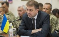 Разведение войск на Донбассе: министр обороны сделал заявление