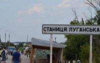 Житель Луганска здорово поскандалил с пропагандистом (видео)