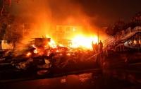 Полиция задержала директора детского лагеря в Одессе после пожара