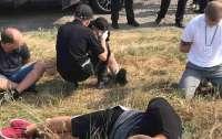 В Николаеве бандиты похитили польского бизнесмена на его же Porshe (видео)