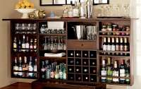 Посоветовали, как сделать дома собственный бар