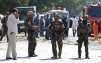 В центре Кабула упали две ракеты сразу после отъезда делегации СБ ООН