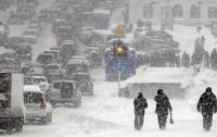 Европу накрывает рекордными снегопадами