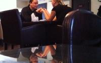 Скандального мэра Болграда Королева застукали с любовницей (ФОТО)