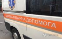 Мужчина выпал с шестого этажа во Львове
