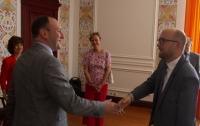 Германия считает, что в Украине наступила демократия