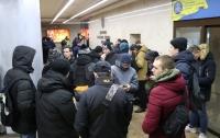 Сотні активістів заблокували вхід у ДФС через корупцію Мартинова на Одеській митниці (відео)
