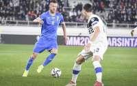 Квалификация чемпионата мира: Украина упустила победу над Боснией и Герцеговиной
