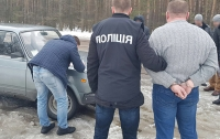 В Житомирской области майора полиции задержали на взятке