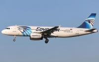 Пассажир египетского самолета напал на членов экипажа