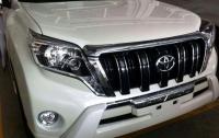 Toyota Land Cruiser Prado дожил до рестайлинга (ФОТО)