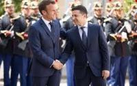 Французский дипломат заявил, что у Зеленского и Макрона образовалась дружба