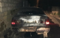 Возможны поджоги: в Одессе сгорели пять автомобилей