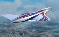 В Великобритании создают сверхзвуковой самолет