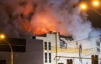 Источник: число пострадавших при пожаре в Кемерово возросло