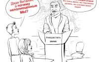 Киевляне высказались по поводу