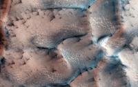 На Марсе выпал первый снег