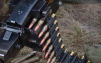 В зоне АТО под обстрелом боевиков ранен боец ВСУ
