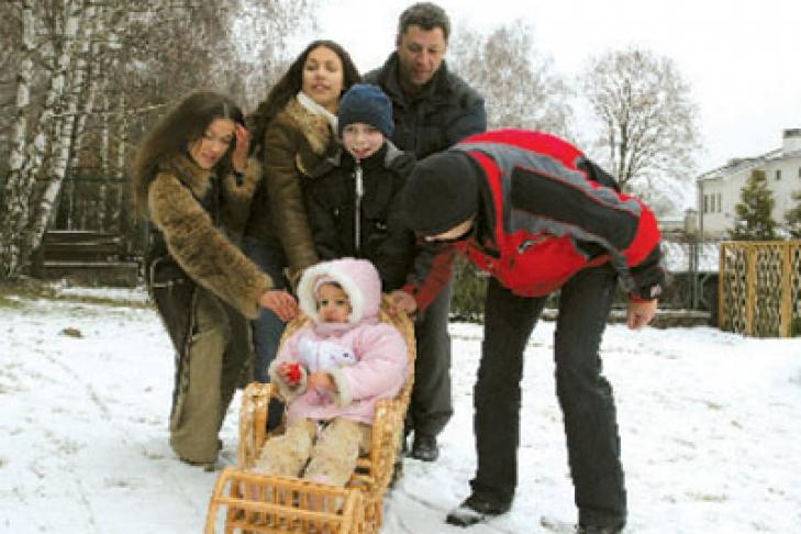 Бойко юрий и его дети фото