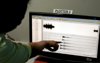 В Атлантическом океане произошло мощное землетрясение