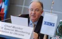ОБСЕ приветствует договоренность о прекращении огня на Донбассе