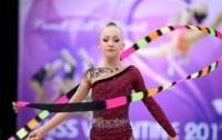 Украинская гимнастка забрала все