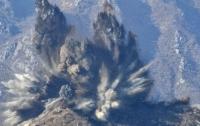 КНДР устроила массовые взрывы на границе