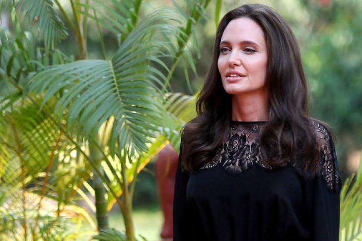 Анджелина Джоли упомянула государство Украину всвоем письме для The Guardian