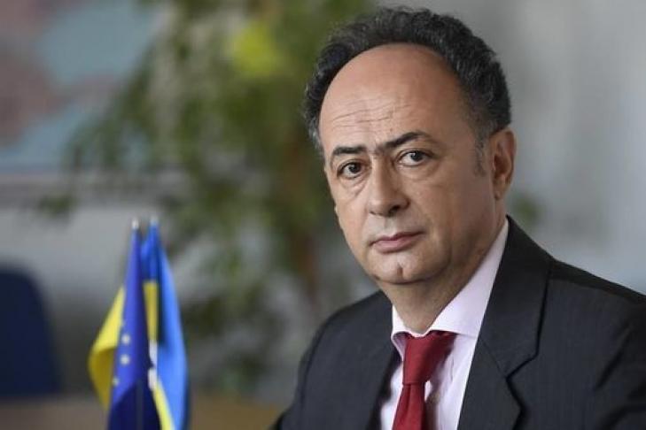 ПосолЕС: перспективы членства Украины в EC натекущий момент нет