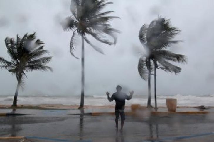 Тропический циклон вТаиланде начал ослабевать