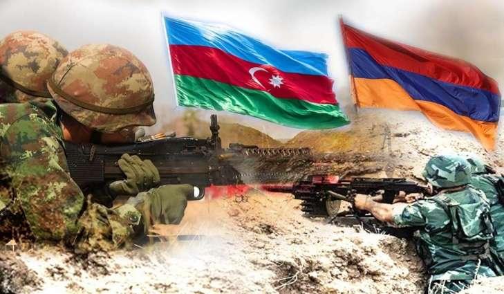 Владимир Путин подписал указ омиротворческих силах вНагорном Карабахе