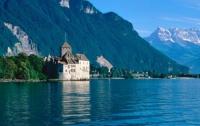 Цунами опустошило берега Женевского озера